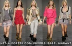 Isabel Marant Launches On Net-A-Porter TODAY