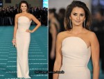 2010 Goya Awards - Penelope Cruz In Vintage Versace