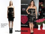 "Runway To ""Valentine's Day"" LA Premiere – Jennifer Garner In Valentino"