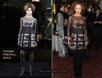 Runway To Chanel Rouge COCO Dinner Party – Vanessa Paradis In Chanel