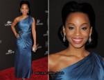 12th Annual Costume Guild Awards - Anika Noni Rose In David Meister