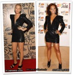 Who Wore Balmain Better? Blake Lively or Alicia Keys