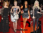 2010 Brit Awards Red Carpet