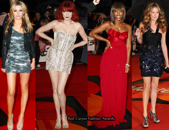 331abd337748 Many other stars took to the red carpet at the 2010 Brit Awards.