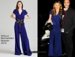 Runway To Sidewalk - Cat Deeley In Stella McCartney