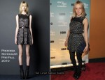 """How to Make it in America"" New York Screening - Chloe Sevigny In Proenza Schouler"