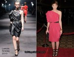 Runway To DGA Awards - Carey Mulligan In Lanvin