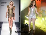 Runway To LIV Nightclub – Jennifer Lopez In Balmain