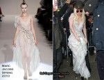 Runway To Sidewalk - Lady GaGa In Marc Jacobs