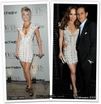 Who Wore Hervé Léger by Max Azria Better? Ali Larter or Jennifer Lopez
