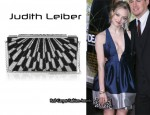 In Amanda Seyfried's Closet - Judith Leiber Sunburst Crystal-Embellished Clutch