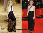 "Runway To ""Shutter Island"" Berlin Film Festival Premiere - Michelle Williams In Chanel"