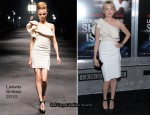 "Runway To ""Shutter Island"" New York Premiere – Michelle Williams In Lanvin"
