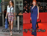 Best Dressed Of The Week - Miranda Kerr In Prada & Tilda Swinton In Haider Ackermann