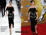 Runway To 41st NAACP Image Awards - Sandra Bullock In Alexander McQueen