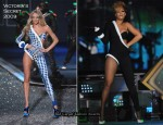 Runway To Pepsi Super Bowl Fan Jam - Rihanna In Victoria's Secret