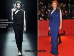 "Runway To ""Tuan Yuan"" Premiere - Tilda Swinton In Haider Ackermann"
