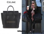 In Mary-Kate Olsen's Closet - Celine Boston Tote