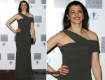 """The Laurence Olivier Awards"" – Rachel Weisz In Narciso Rodriguez"