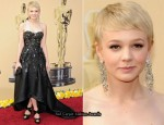 2010 Oscars - Carey Mulligan In Prada