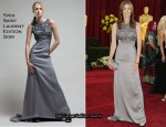 Runway To 2010 Oscars - Kathryn Bigelow In YSL