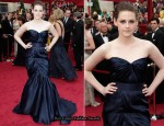 2010 Oscars - Kristen Stewart In Monique Lhuillier