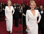 2010 Oscars - Meryl Streep In Chris March