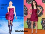2010 Nickelodeon Kids' Choice Awards – Miranda Cosgrove In Christian Siriano