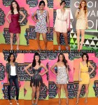Who Was Your Best Dressed At The Nickelodeon Kids' Choice Awards?