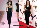 """How To Train your Dragon"" LA Premiere - America Ferrera In Milly"