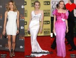 Which Was Diane Kruger's Best Red Carpet Awards Season Moment?