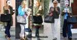 Ashley Tisdale's Obsession...Fendi Peekaboo Satchel