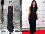 """Runway To """"The Noble Gift Gala"""" - Princess Azemah In Gucci"""