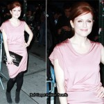 """Chloe"" New York Premiere – Julianne Moore In Calvin Klein"