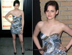 """The Runaways"" New York Premiere - Kristen Stewart In Emilio Pucci"