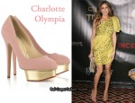 In Sarah Jessica Parker's Closet - Charlotte Olympia Dolly Canvas Pumps