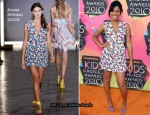 2010 Nickelodeon Kids' Choice Awards – Keke Palmer In Adam