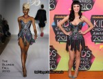 2010 Nickelodeon Kids' Choice Awards – Katy Perry In The Blonds