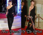 Best Dressed Of The Week - Ha Ji-Won in Roberto Cavalli