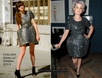 Runway To RADD Grey Goose Party - Kelly Osbourne In Chelsea Rebelle