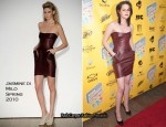 """The Runaways"" Texas Premiere - Kristen Stewart In Jasmine di Milo"