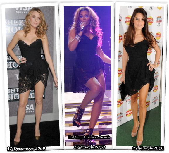 1a022c06 Who Wore Dolce & Gabbana Better? Blake Lively, Beyonce Knowles or ...