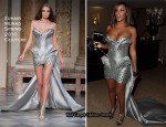 Runway To Birthday Party - Rochelle Wiseman In Zuhair Murad Couture