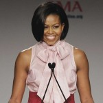 Michelle Obama Wears L'Wren Scott To The Grocery Manufacturers Association Science Forum