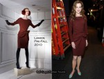 12th Annual Costume Designers Guild Awards - Nicole Kidman In Lanvin