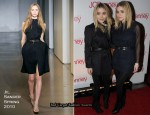 Runway To JCPenney's Best Of Spring Showcase - Ashley Olsen In Jil Sander