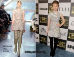 Runway To 2010 Film Independent Spirit Awards - Mia Wasikowska In Rodarte