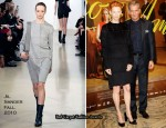 """Io Sono L'Amore"" Milan Photocall - Tilda Swinton In Jil Sander"
