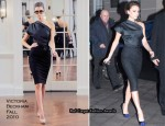 """Bolshoi Theatre"" - Victoria Beckham In Victoria Beckham Collection"