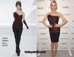 Runway To Vera Wang Store Launch - Renee Zellweger In Vera Wang